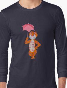 Small World Tiger Long Sleeve T-Shirt