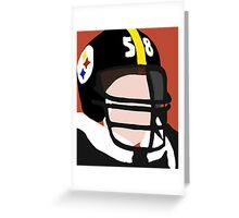 Football Icons #1 Greeting Card