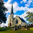 St Mark's Anglican Church by Keith G. Hawley