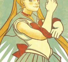 Feminism is Sailor Moon Sticker
