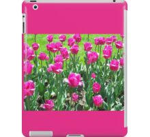 Cheerful Tulips iPad Case/Skin