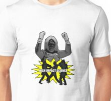 Earth Scale Impact Factor Unisex T-Shirt