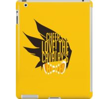 Tracer quote iPad Case/Skin