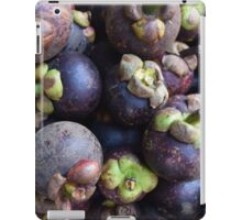 Mangosteens iPad Case/Skin