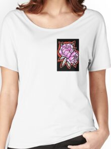 peonies x bronze Women's Relaxed Fit T-Shirt