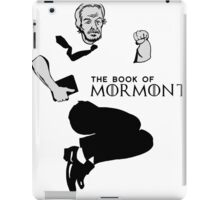 Book of Mormont iPad Case/Skin