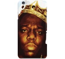 Biggie Smalls Iphone Case iPhone Case/Skin