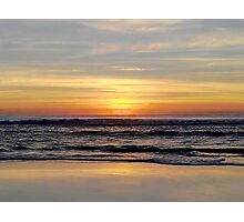 Broadbeach Sunrise Photographic Print