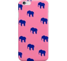 The Little Elephant 4 iPhone Case/Skin