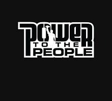 Power To The People - BLACK Unisex T-Shirt