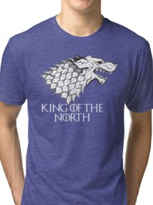 King in the North Tri-blend T-Shirt