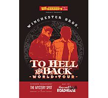 Winchester Bros. World Tour Photographic Print