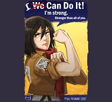 Mikasa: I Can Do It! Unisex T-Shirt