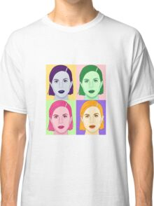 Hayley Williams Paramore Andy Warhol Classic T-Shirt