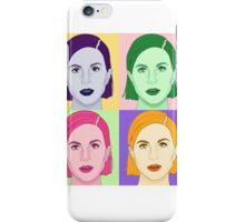 Hayley Williams Paramore Andy Warhol iPhone Case/Skin