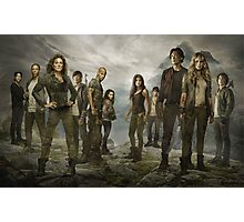 The 100- Cast Photographic Print