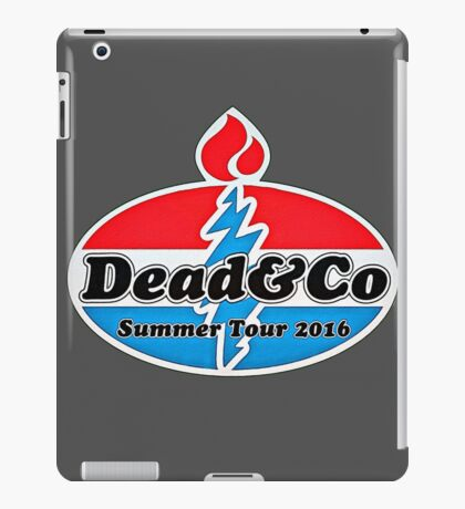 Summer Tour Parody iPad Case/Skin