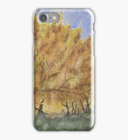 Acacia Trees iPhone Case/Skin