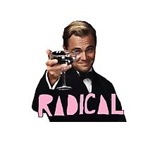 GREAT GATSBY RADICAL  Photographic Print