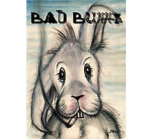 bad bunny Photographic Print