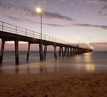 Port Noarlunga sunset by BBCsImagery