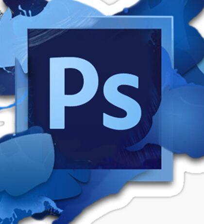 Photoshop Logo Sticker
