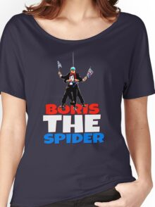 Boris The Spider Women's Relaxed Fit T-Shirt