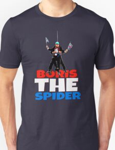 Boris The Spider Unisex T-Shirt