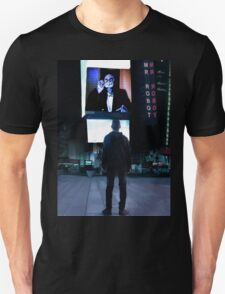 Mr Robot Poster Unisex T-Shirt