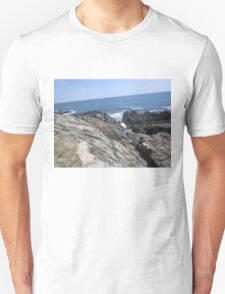 Crevice to the Sea Unisex T-Shirt