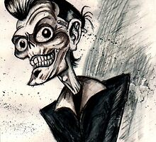 psychobilly rockabilly by dgstudio