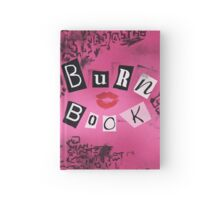 Mean Girls - Burn Book Hardcover Journal