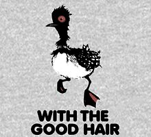 Becky with the Good Hair (Parody) Womens Fitted T-Shirt