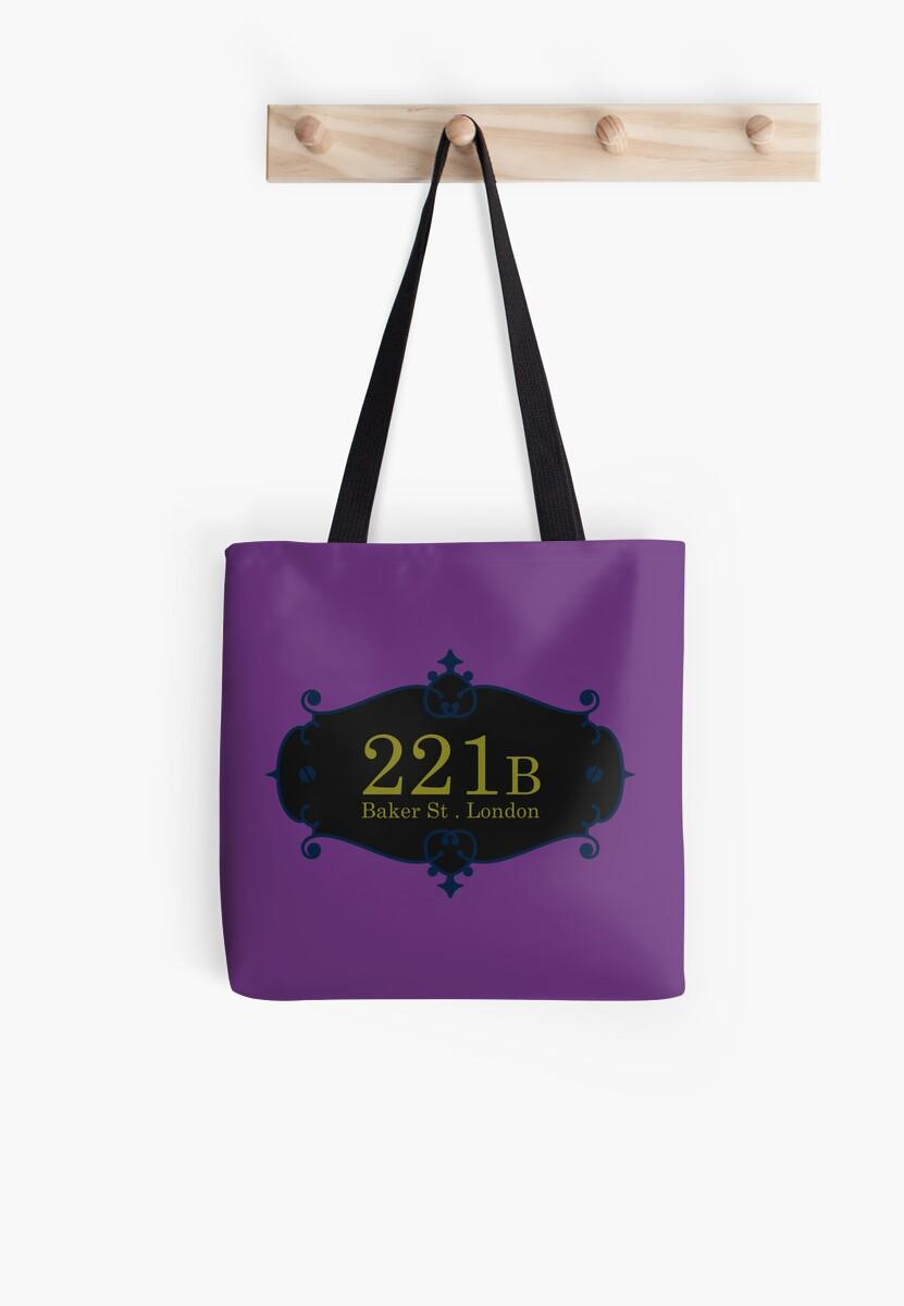 221B Baker St by Muta