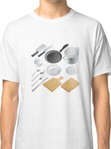 Kitchen tools Classic T-Shirt