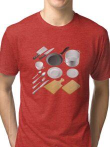 Kitchen tools Tri-blend T-Shirt