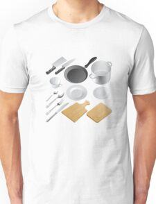 Kitchen tools Unisex T-Shirt