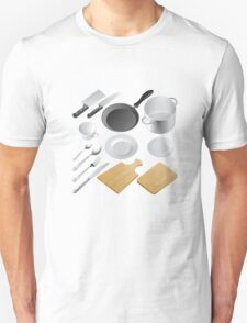 Kitchen tools T-Shirt