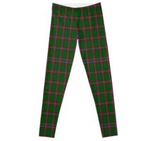 00989 Wilson's No. 212 Fashion Tartan  Leggings