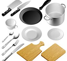 Kitchen tools by maystra