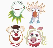 Muppets One Piece - Short Sleeve