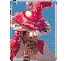 Pan Piper iPad Case/Skin