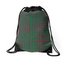 00985 Wilson's No. 208 Fashion Tartan  Drawstring Bag