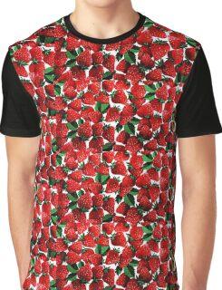 Strawberry Fields Graphic T-Shirt
