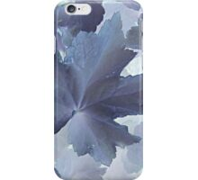 Leaves of Blue iPhone Case/Skin