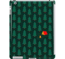 Deep Wild Forest - Part II - Camping iPad Case/Skin