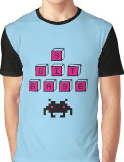 8 Bit Babe Graphic T-Shirt