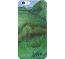 A Webbed View iPhone Case/Skin