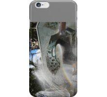 Newcastle (NSW) - Civic Fountain Rainbow iPhone Case/Skin