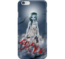 Bride to be iPhone Case/Skin